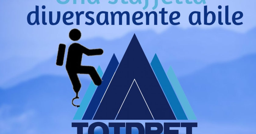 Gambe in spalla, TotDret, disabilità, trail running, Grivel