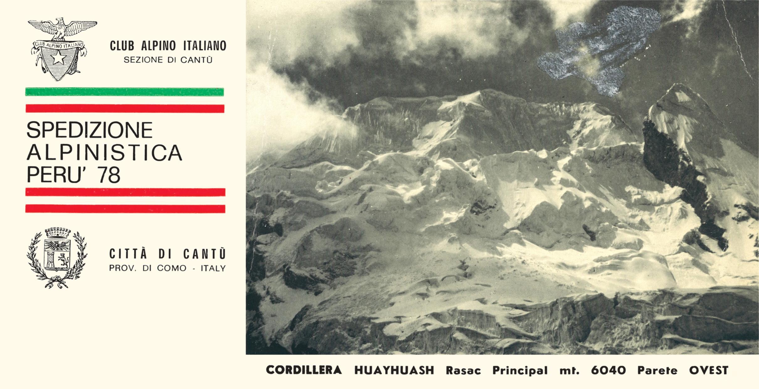 CAI, eventi, Perù