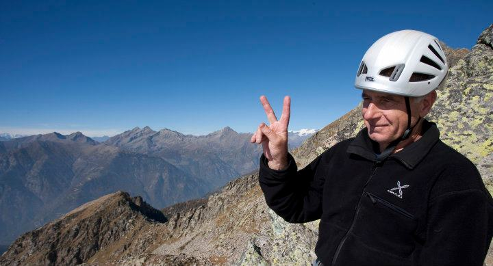 guide alpine, pietro giglio,