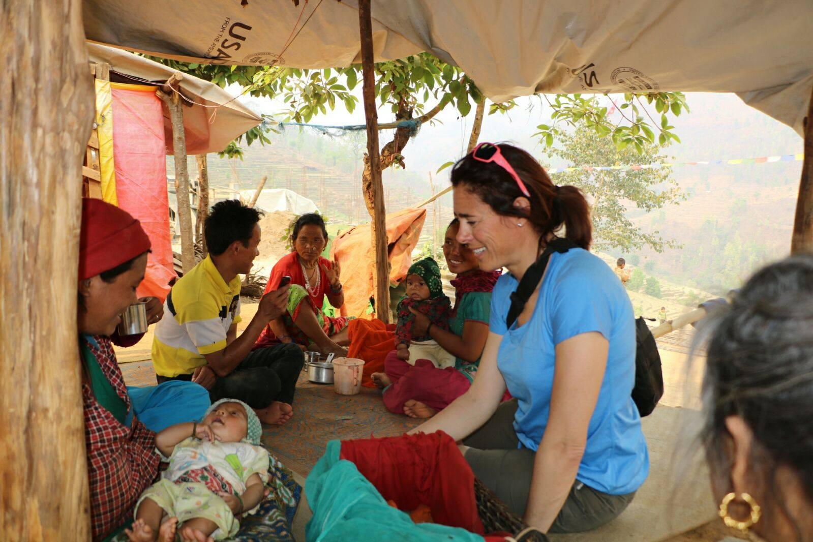 Photo of Edurne Pasaban torna in Himalaya con quattro alpiniste nepalesi per un progetto alpinistico e sociale