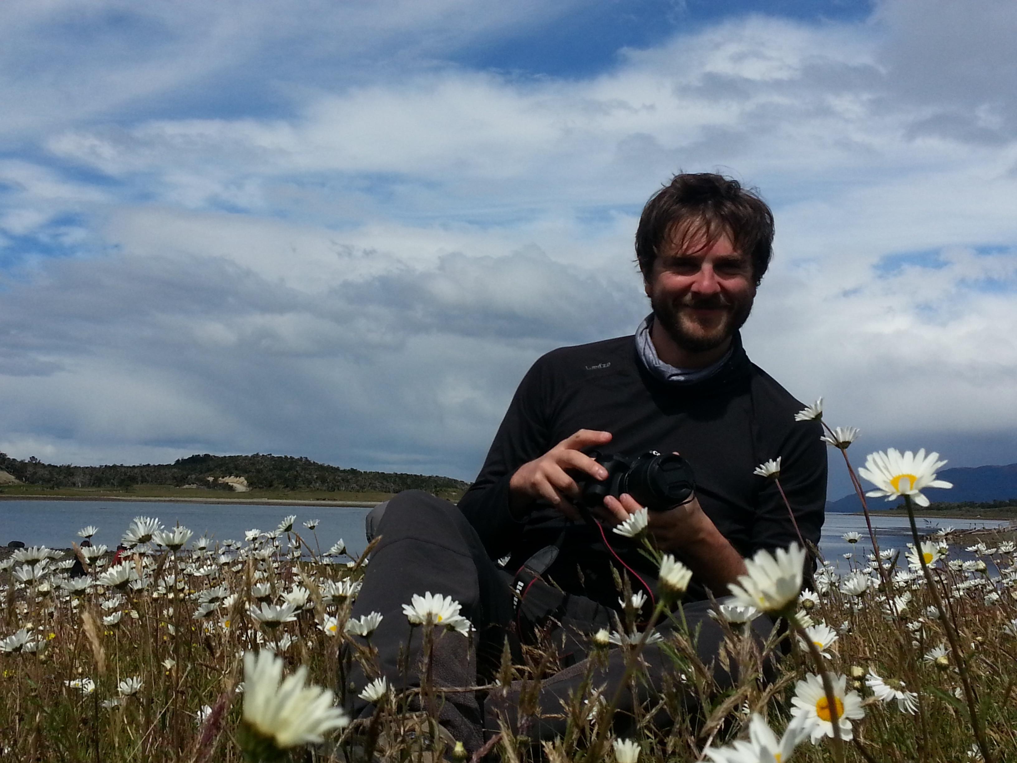 Photo of Giorgio Vacchiano, il ricercatore forestale che sta lasciando il segno nella scienza