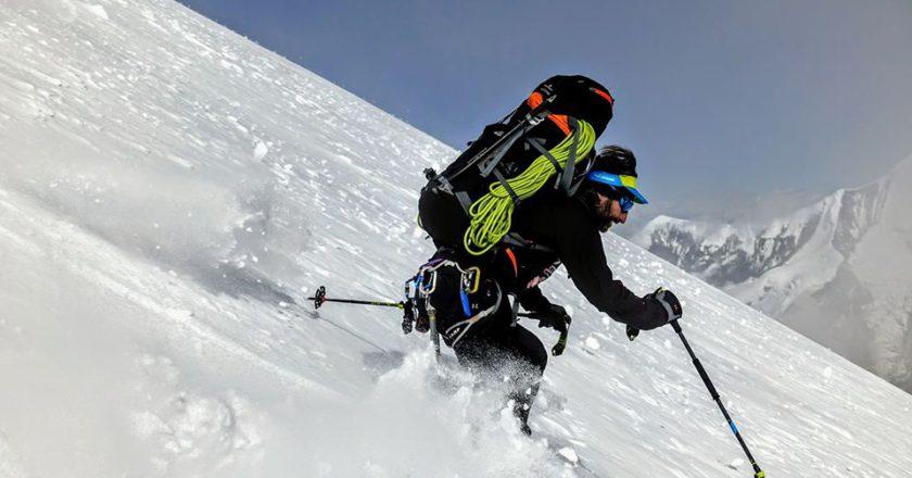 Sci estremo, 8000 metri, Cala Cimenti, Giorgio Daidola