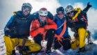Himalaya, alpinismo, Hansjörg Auer, Max Berger, Much Mayr, Guido Unterwurzacher