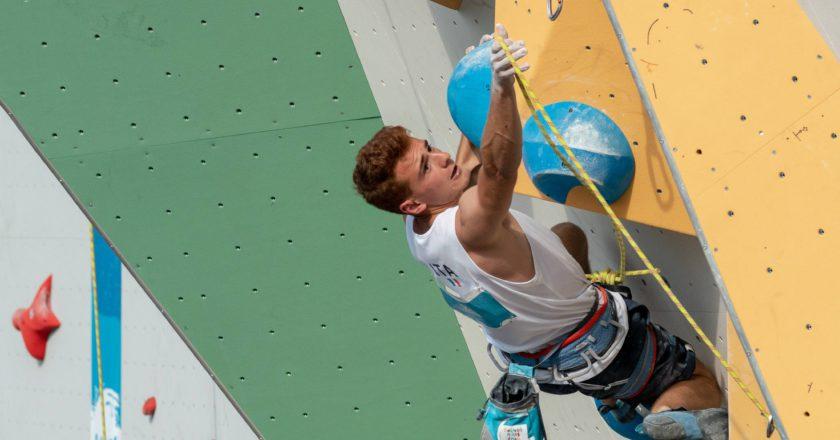 olimpiadi, buenos aires, arrampicata