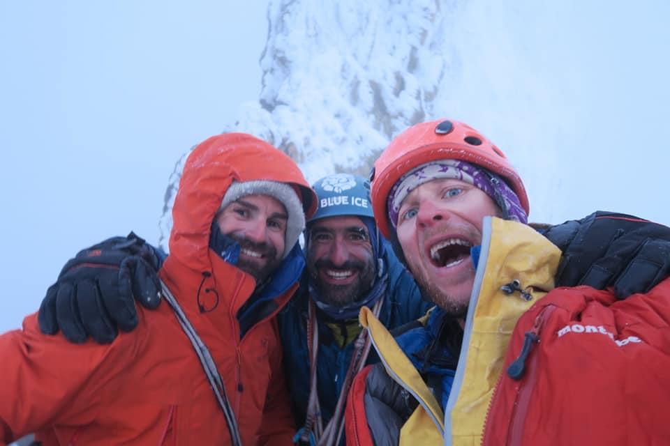 alpinismo, patagonia