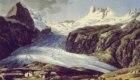 Prè de Bard (Alpi Italiane) 1826 (dipinto Ostervald)