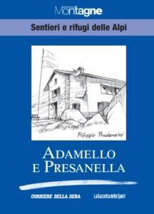 Adamello, Presanella, edicola,guide, itinerari, Meridiani Montagne