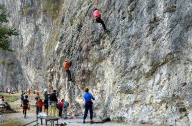 guide alpine, arrampicata