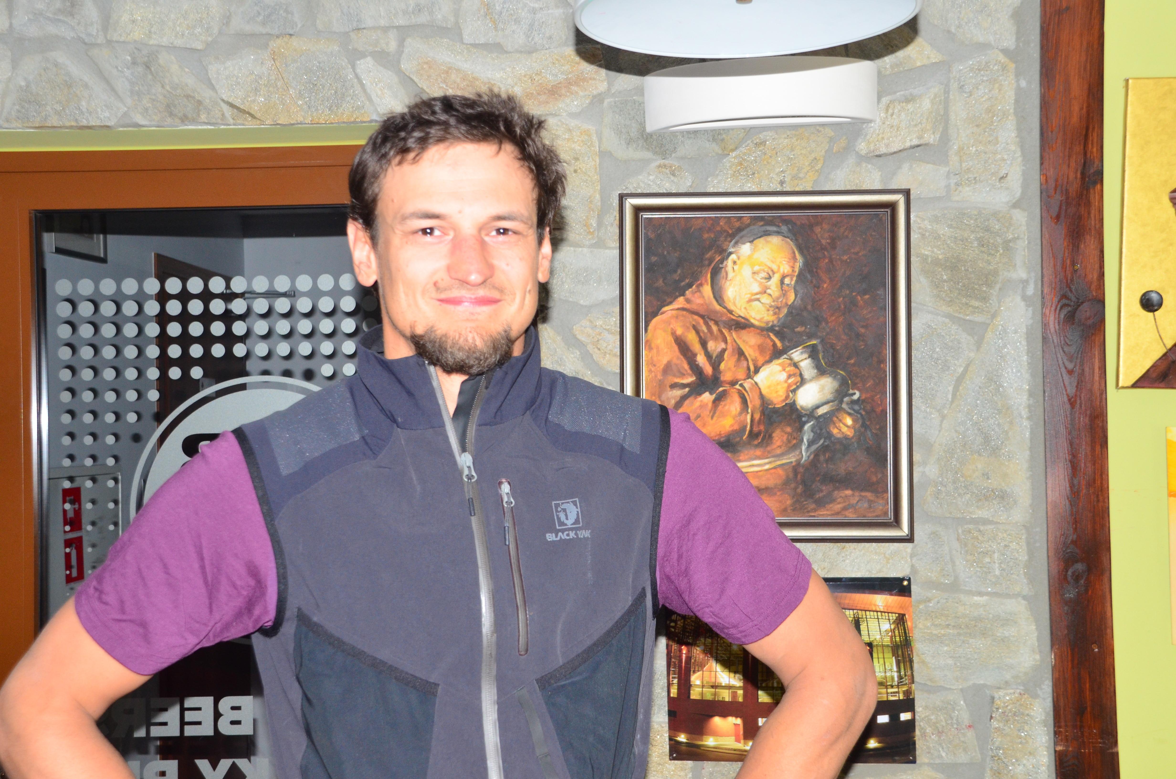 Adam Bielecki, K2, Nanga Parbat
