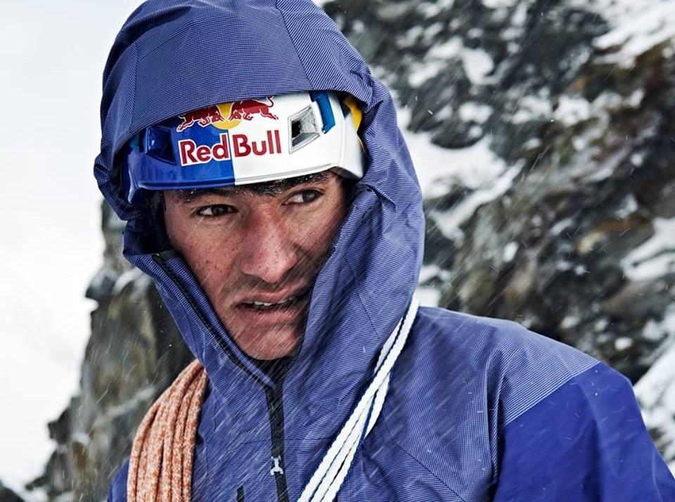 David Lama, Lunag Ri, Conrad Anker, alpinismo