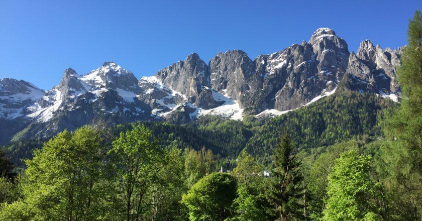 Edicola, guide, itinerari, Meridiani Montagne, Dolomiti Bellunesi