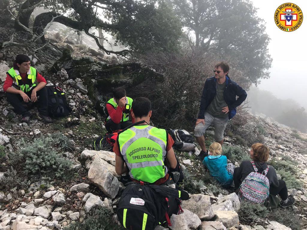 Photo of Maltempo in Sardegna, sul posto anche il Soccorso Alpino con le unità cinofile