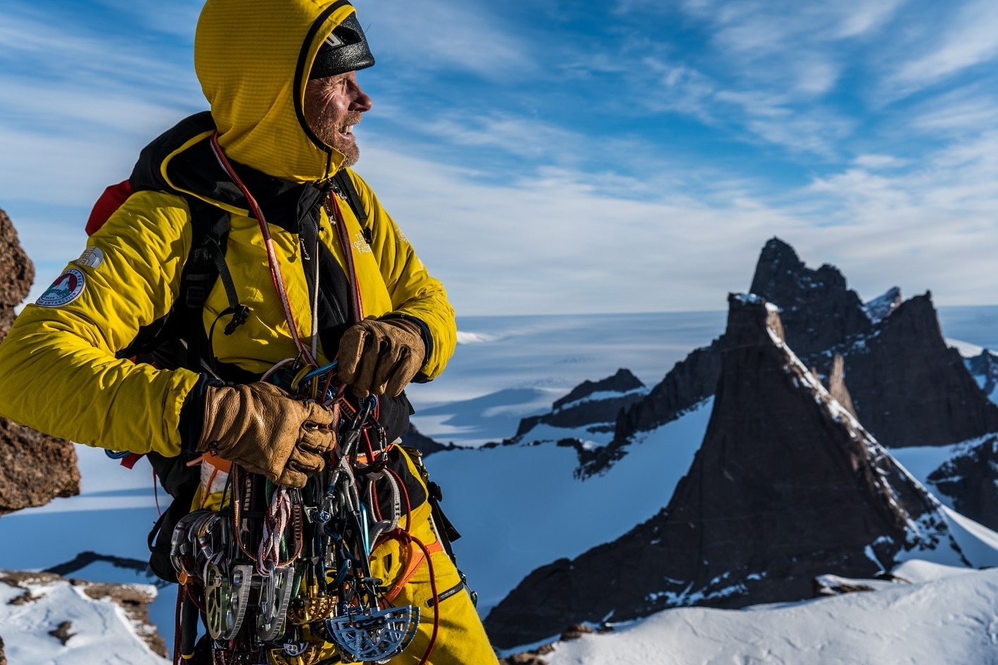 The North Face, Antarctica, film