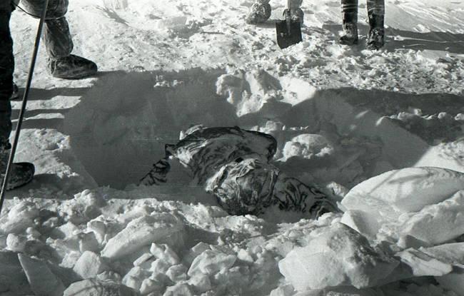 Passo Dyatlov, Urali, mistero, monte Otorten