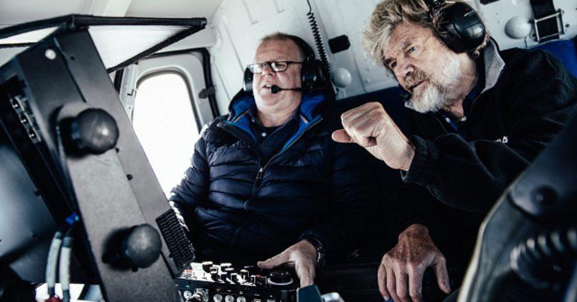 Reinhold Messner, film, montagna, alpinista