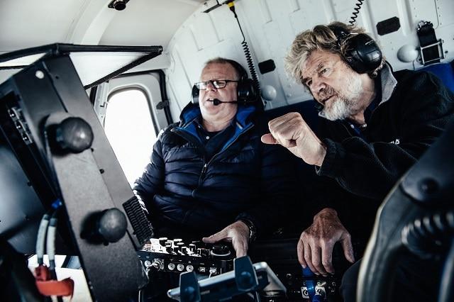 Photo of Reinhold Messner torna dietro la cinepresa per due nuovi film