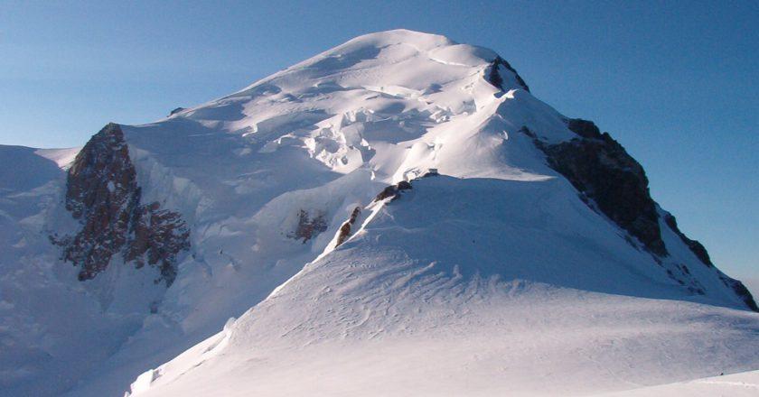 monte bianco, permessi, alpinismo
