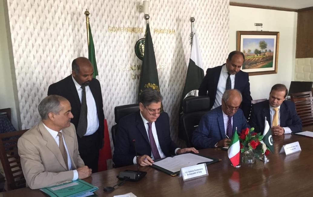 Photo of Sempre più stretti i rapporti tra Italia e Pakistan per lo sviluppo sostenibile