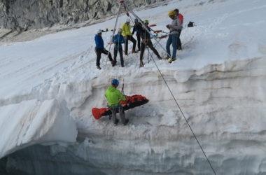 guide alpine, soccorso, lombardia