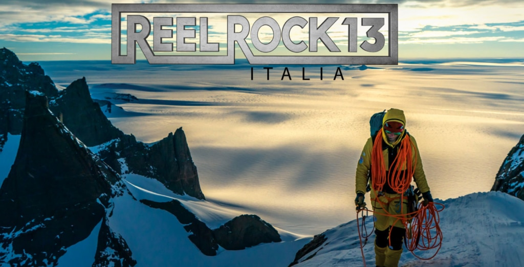 Reel Rock Tour, cinema, arrampicata