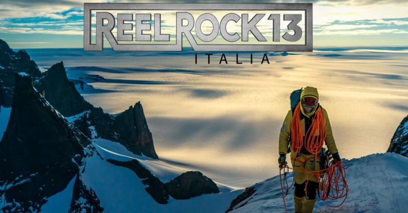 Reel Rock Tour, cinema, arrampicata