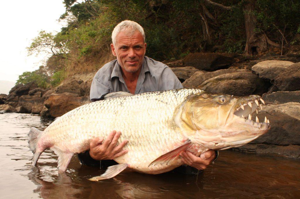 BBC, Lago di Garda, River Monsters, Jeremy John Wade