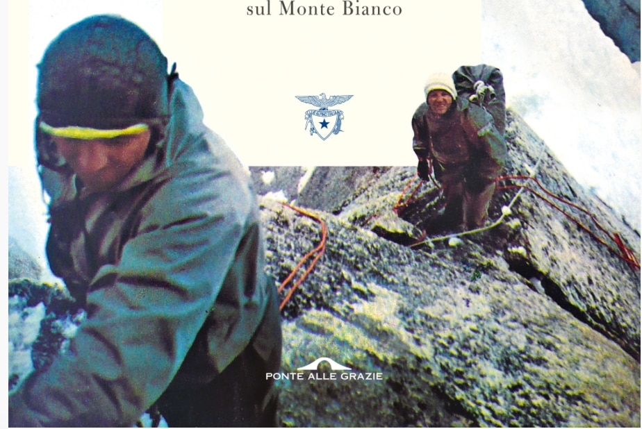 "Photo of Torna in libreria ""Freney 1961. La tempesta sul Monte Bianco"" con foto e documenti inediti"
