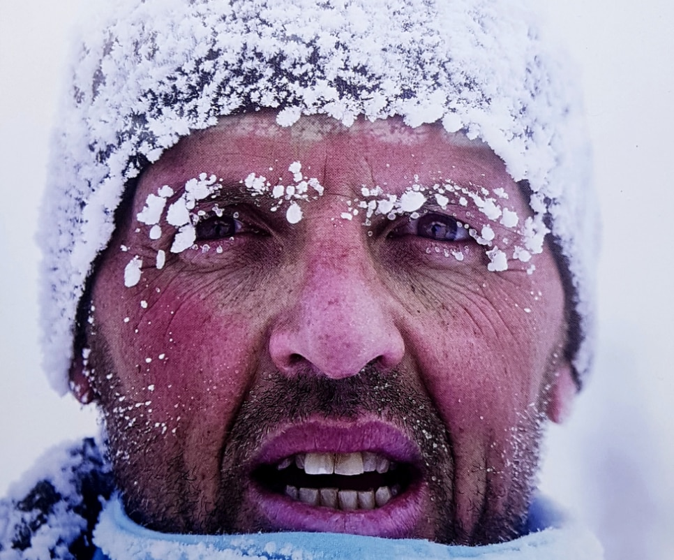 Siberia – 71°, libro, Simone Moro, Stefano Ardito