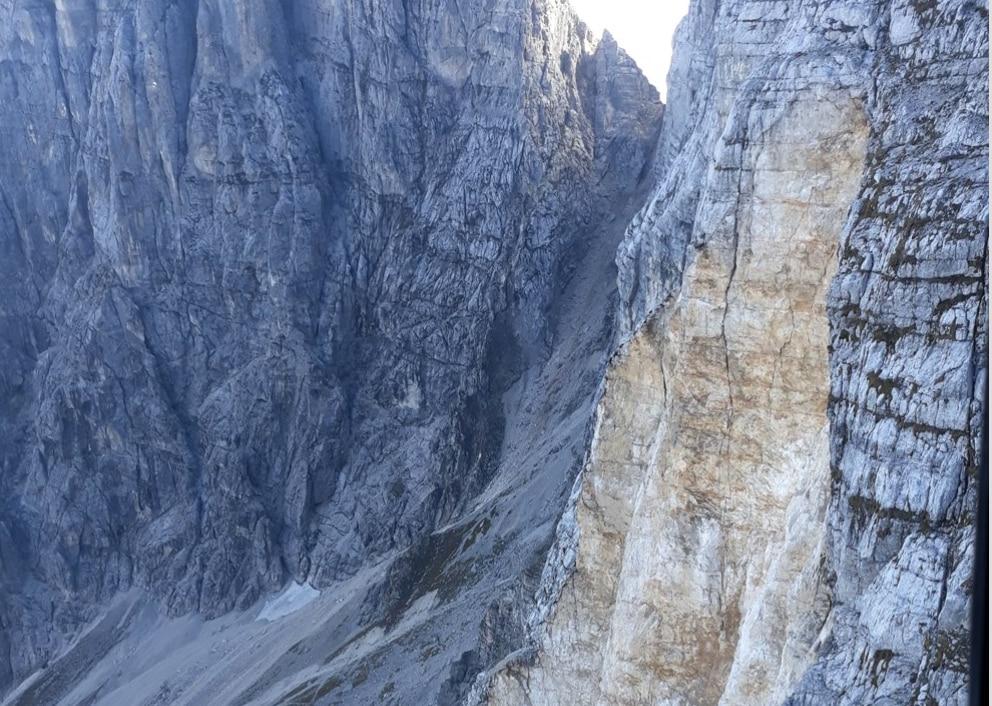 Photo of Frana Foronon del Buinz, interdetta la zona per la sicurezza di escursionisti e scialpinisti