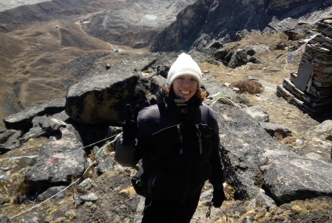 Photo of Diario di Giulia, giovane biologa, al Laboratorio Piramide