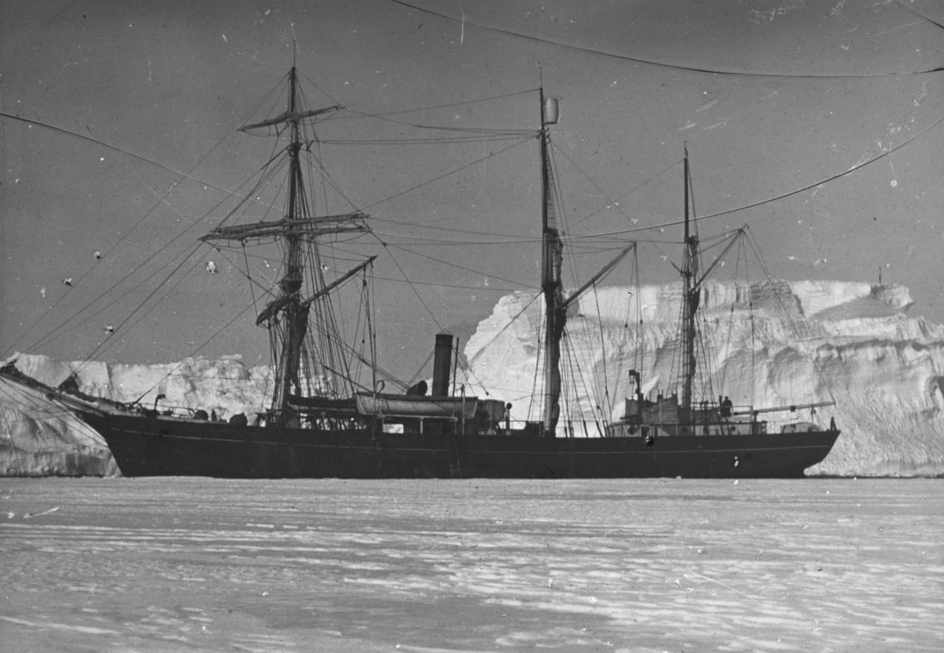 Photo of La voce di Sir Ernest Shackleton