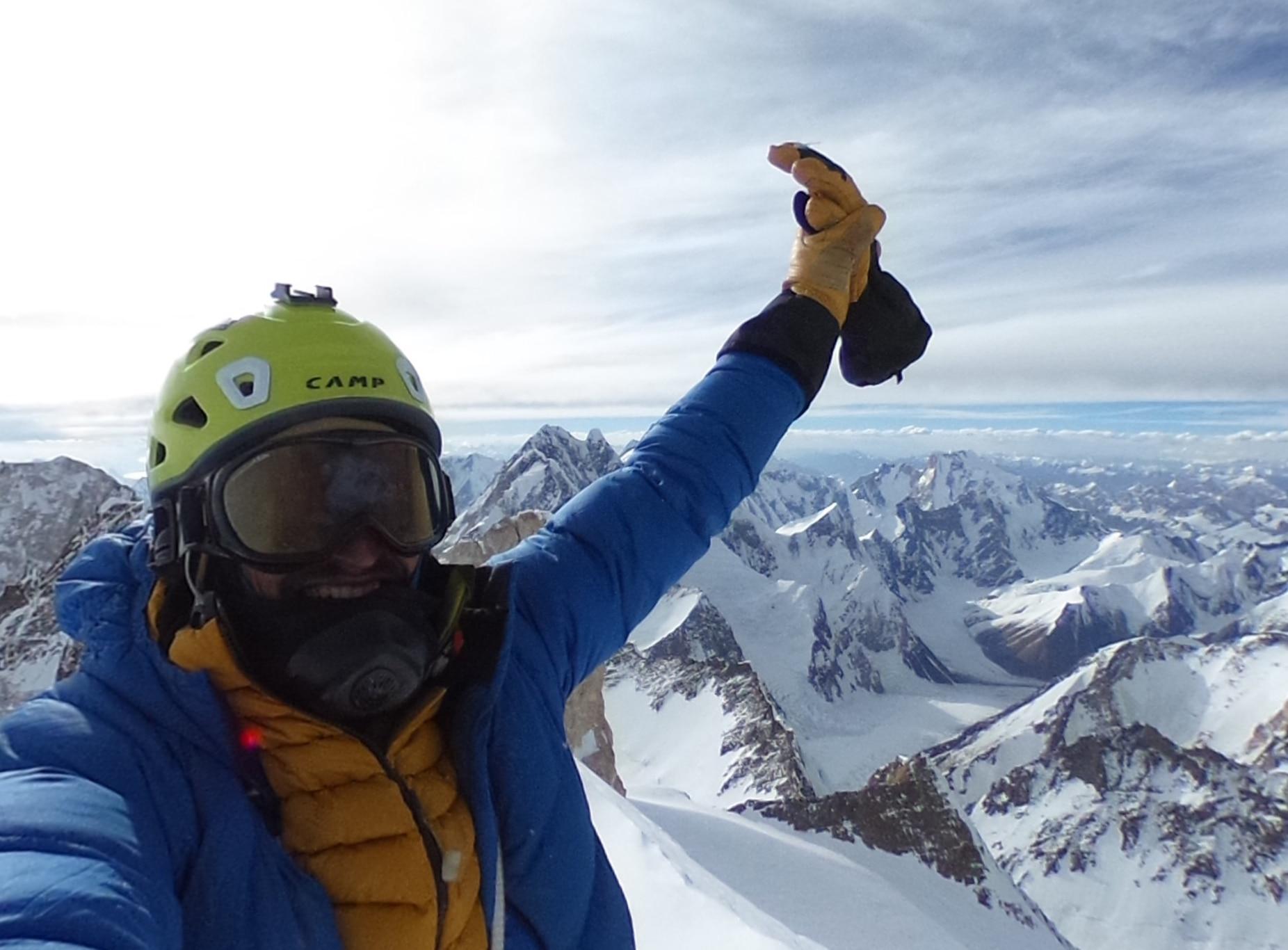 Photo of Adam Bielecki: la mia ossessione è aprire una nuova via in stile alpino su un 8000