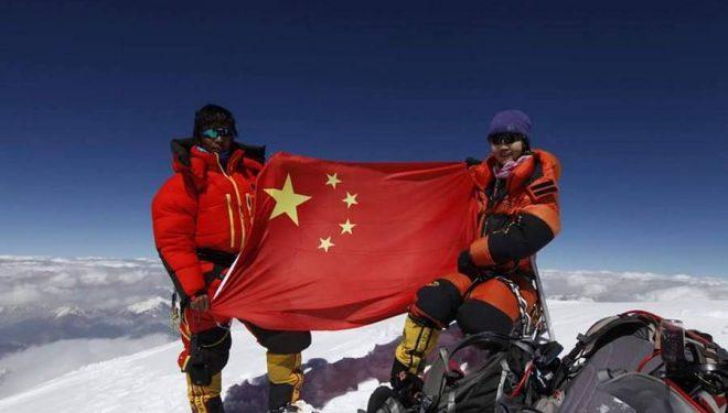 Luo Jing Cheng, Shisha Pangma, alpinismo, Ottomila