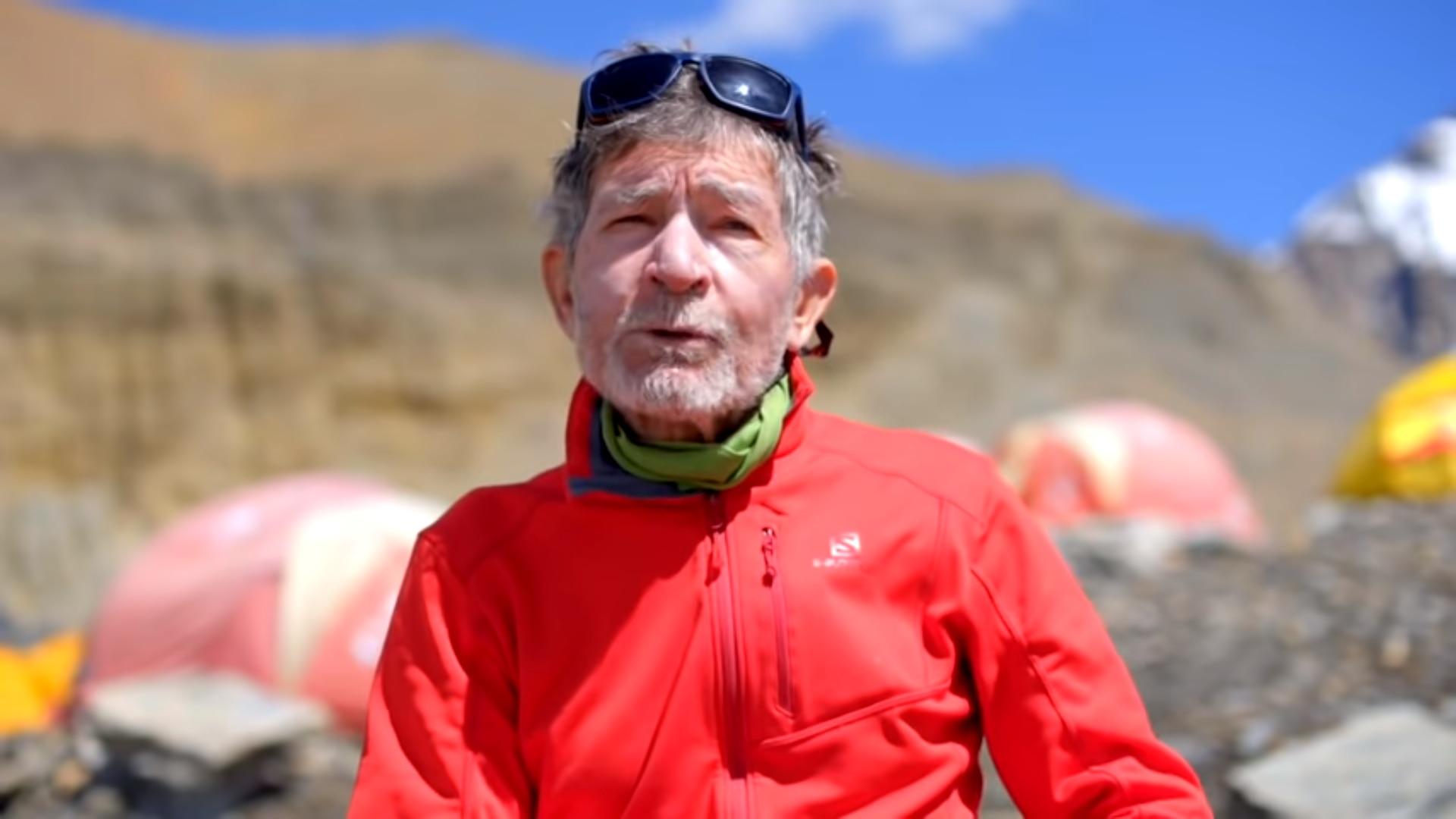 Carlos Soria, alpinismo, Ottomila, Dhaulagiri