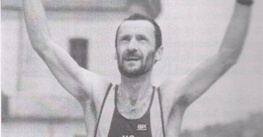 Dario Viale, Monviso, corsa in montagna