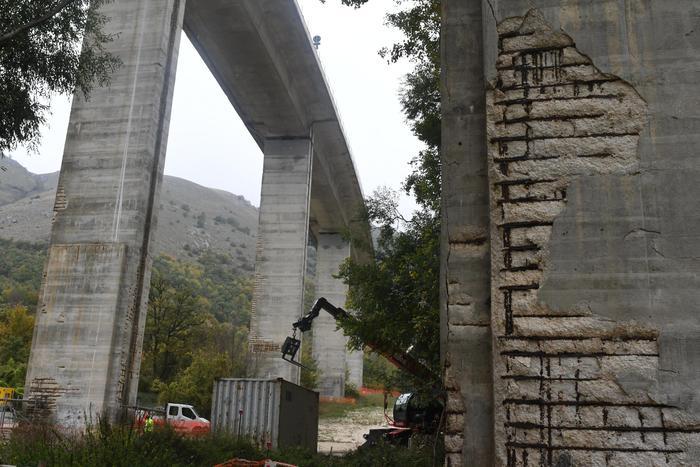 Photo of Strada dei Parchi: limitazioni al traffico sui viadotti
