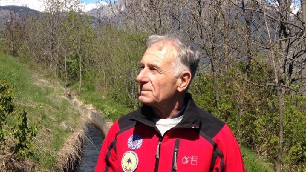 pietro giglio, guide alpine