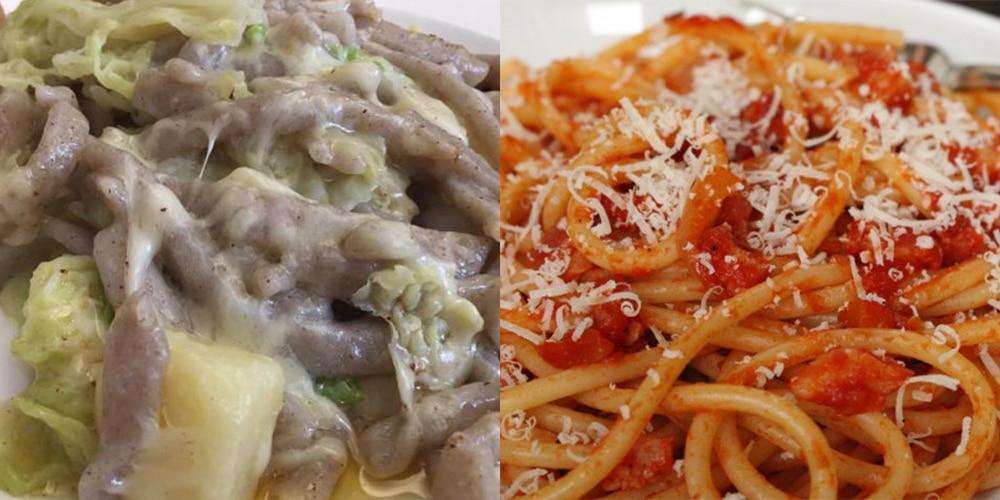 Photo of Giornata Mondiale della Pasta, festeggiamola con due ricette dalle nostre montagne