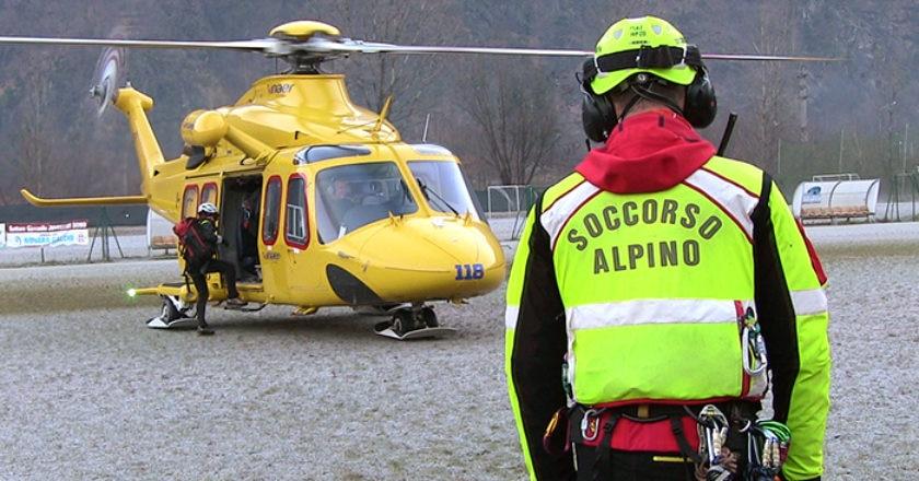 Cronaca nera, soccorso alpino, Ortles, Monte Marrone, Croda Fiscalina