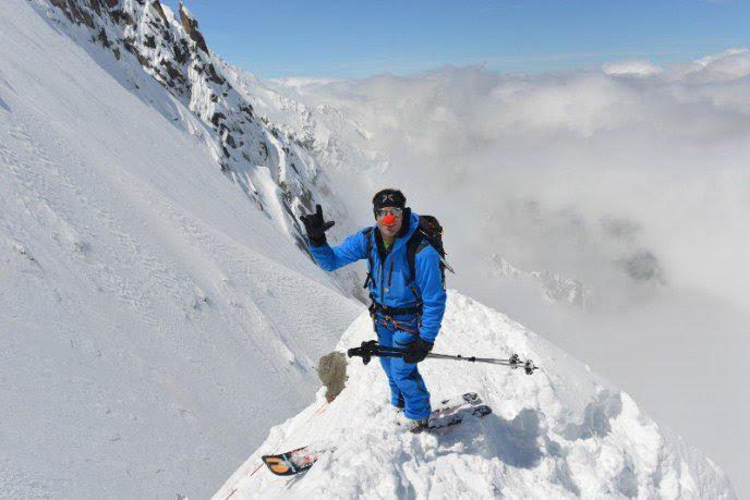 Roberto Rossi, Guida Alpina, alpinismo, social