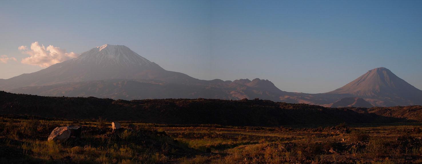 Photo of Anche la montagna di Noe soffre il caldo: ridotti del 40% i ghiacciai dell'Ararat – di Claudio Smiraglia