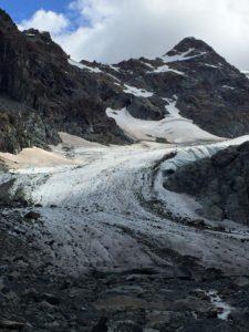 ghiacciaio, Ventina, Valmalenco, Euronews, monitoraggio, servizio glaciologico, cambiamento climatico, climate change