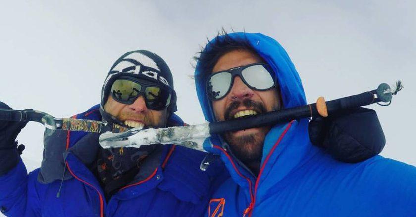 David Bacci, Luca Moroni, Ragni di Lecco, Jannu East, Himalaya