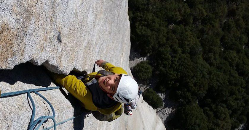 Connor Herson, El capitan, The Nose, Yosemite, free-solo, climbing