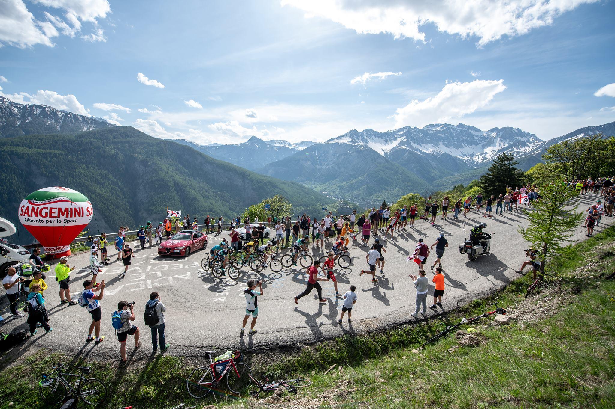 Photo of Giro d'Italia 2019, tutto quello che c'è da sapere sulle tappe di montagna
