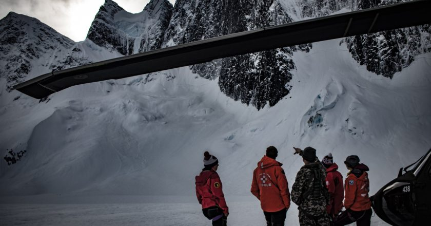 Marc-André Leclerc, Ryan Johnson, alaska, alpinismo