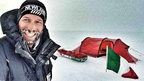Photo of Antarctica Extreme: Danilo Callegari punta al Polo Sud