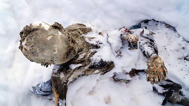 Photo of Pico de Orizaba (Messico): recuperati i corpi di tre alpinisti sepolti da una valanga nel 1959