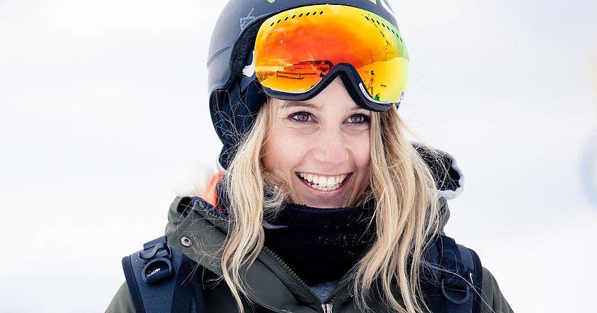 snowboard, Anna Gasser