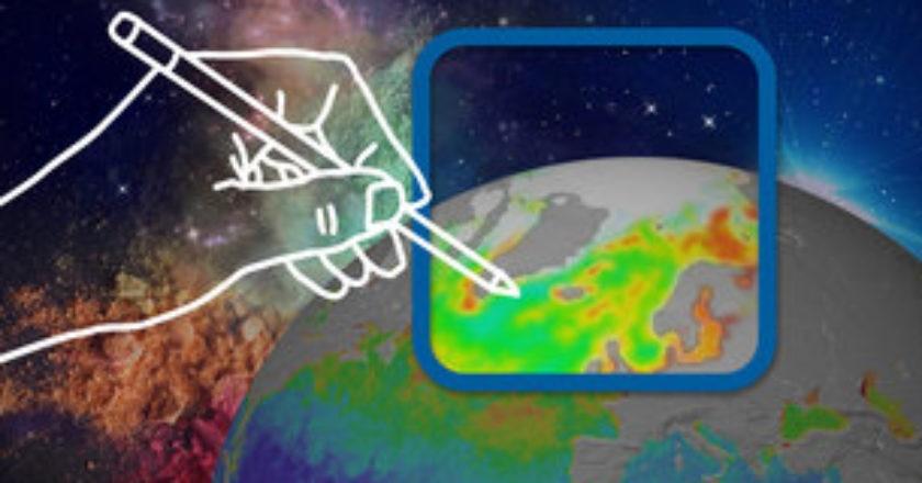 ESA, clima, satelliti, concorso, divulgazione